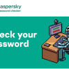 Password Check | Kaspersky